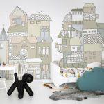 Murales infantiles Hide & Seek en Kaffeine