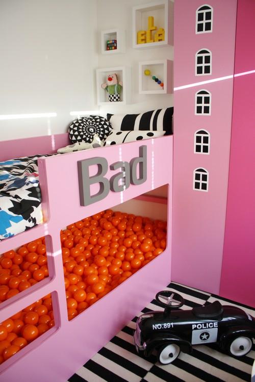 Habitación para dormir y jugar