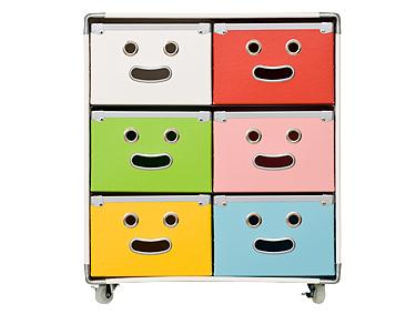 Organizar las habitaciones ifantiles, almacenaje