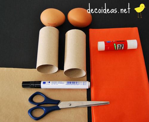 Manualidades pascua 2012 for Manualidades con cosas de casa