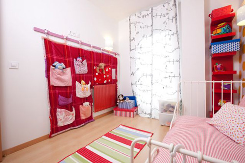 Como decorar una habitaci n infantil de manera econ mica for Decorar habitacion infantil nina