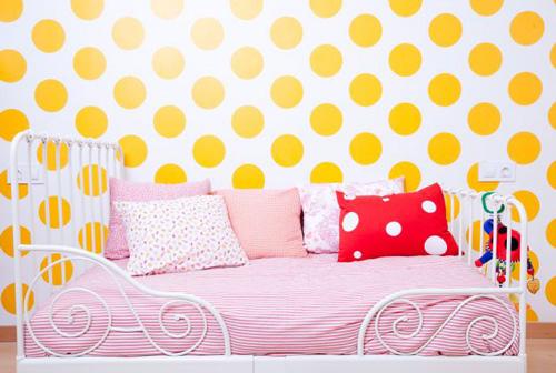Como decorar una habitación infantil de manera económica