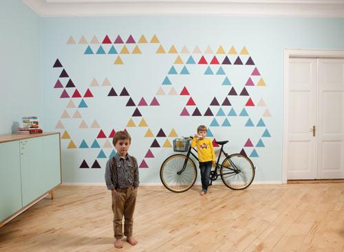 Fotos de paredes infantiles decoradas - Decoracion infantil paredes ...