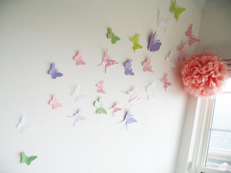Mariposas para decorar | Decoideas.Net