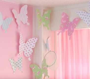 mariposas para decorar