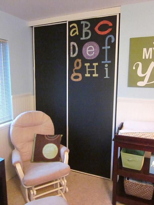 Pintura pizarra para armarios infantiles for Vinilos para armarios infantiles