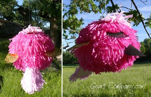 Como hacer una piñata paso a paso