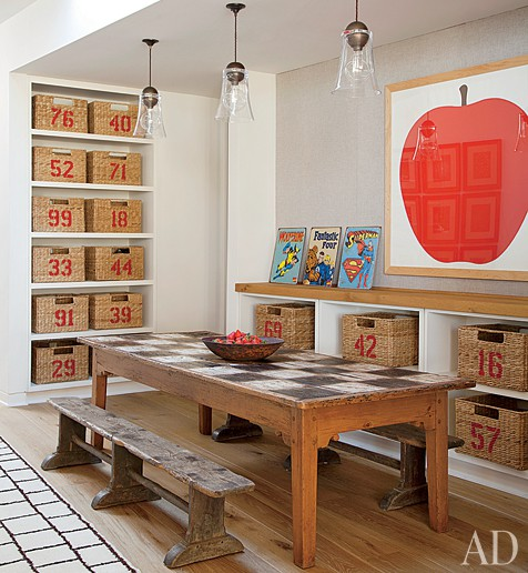 Inspiraci n habitaciones de juego - Juego decorar habitacion ...