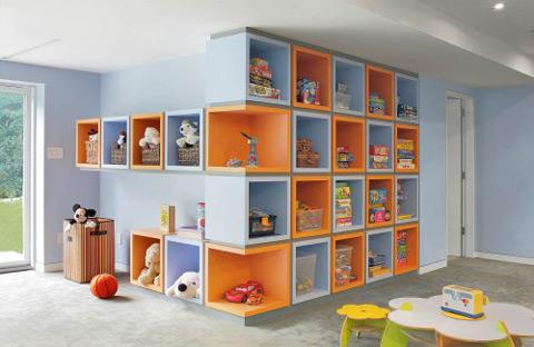 Inspiracin habitaciones de juego