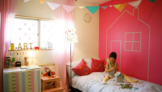 Decoracion Infantil Washi Tape ~ diy washitape