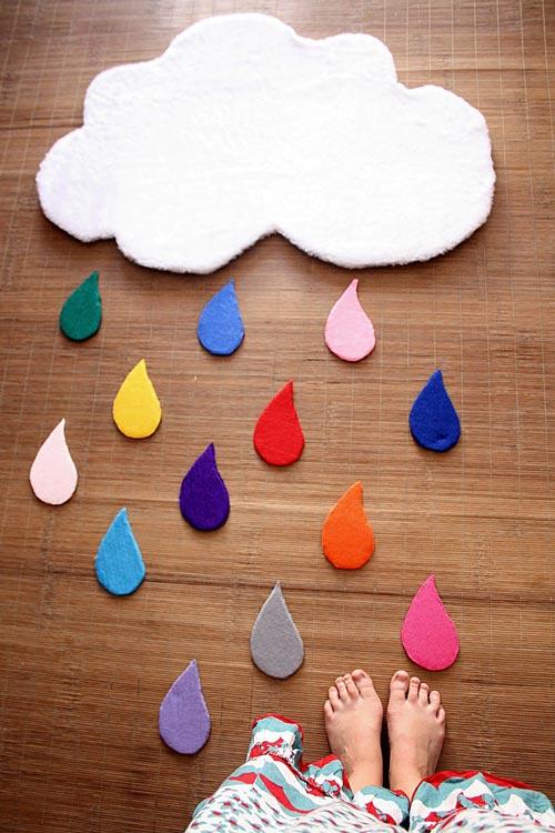 M vil nube para dormitorios de beb s - Como hacer una nube ...