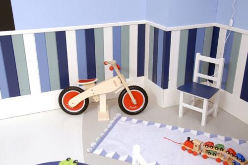 Decorar paredes habitaci n beb decoideas net - Decoracion paredes habitacion infantil ...