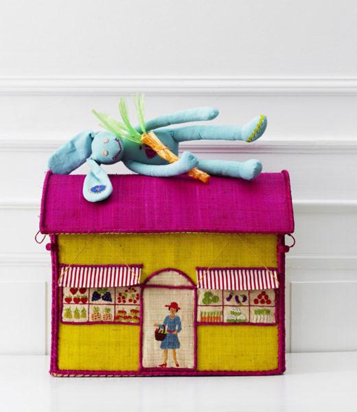 Baules para juguetes