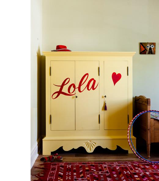 Armarios infantiles armarios para ni as ni os juveniles for Vinilos muebles infantiles