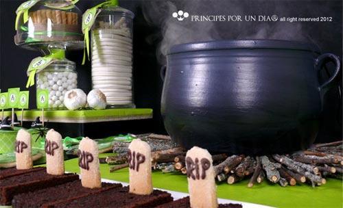 Decoracion Infantil Halloween ~ Tambi?n puedes comprar dulces en la secci?n Bakery , tartas