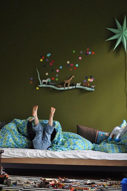 Ideas decoraci n infantil barata for Ideas de decoracion baratas