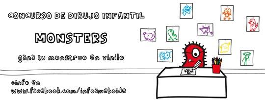Concurso de dibujo para niños (finalizado)