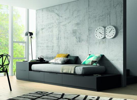 Muebles juveniles modernos decoideas net - Muebles dormitorios juveniles modernos ...