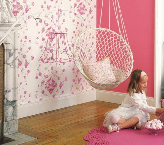 Modelos de cuartos pintados imagui for Modelos de papel pintado