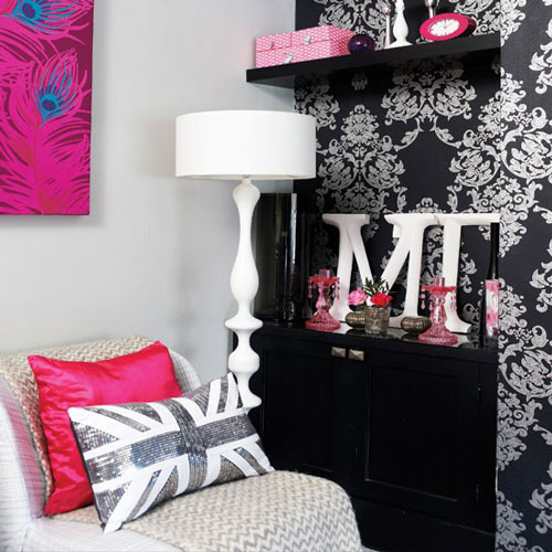 Inspiraci n decoraci n juvenil decoideas net - Cuadros habitaciones juveniles ...