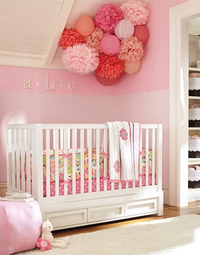 Ideas para decorar habitaci n de bebe - Ideas para decorar una habitacion de nina ...