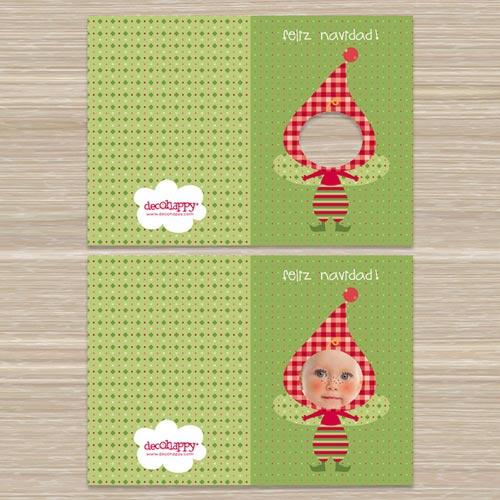 postal-navidad-niños