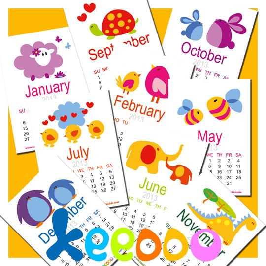 calendario-keeddo