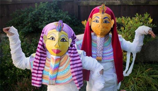 disfraz-faraon