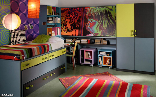 muebles juveniles lagrama