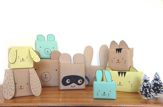 Ideas para envolver regalos infantiles for Ideas para envolver regalos