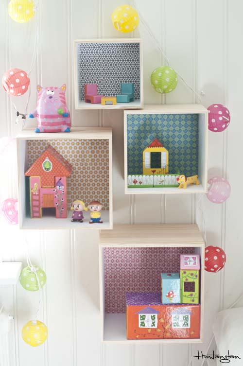 Ideas para decorar paredes infantiles decoideas net for Ideas para decorar paredes