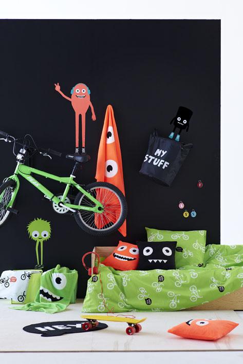 H&M Home presenta una colección monstruosa