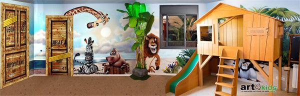 habitacion-jungla
