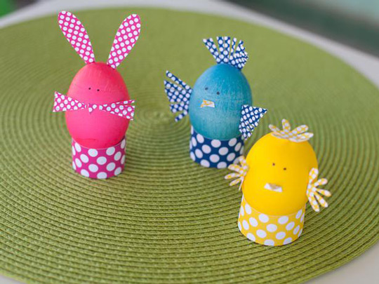 Ideas para decorar huevos de Pascua > Decoracion Infantil y ...