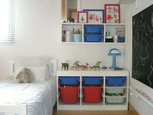 Proyecto de decoraci n habitaci n compartida - Habitaciones para ninos de dos anos ...