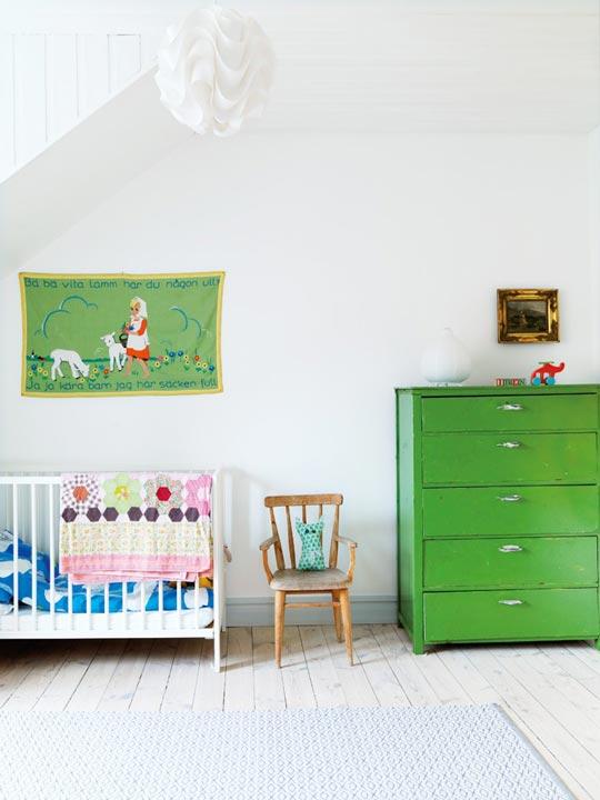Decoracion infantil casera - Comodas pintadas ...