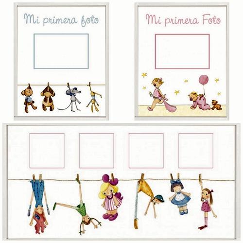 Cuadros infantiles para fotos for Comprar cuadros bonitos
