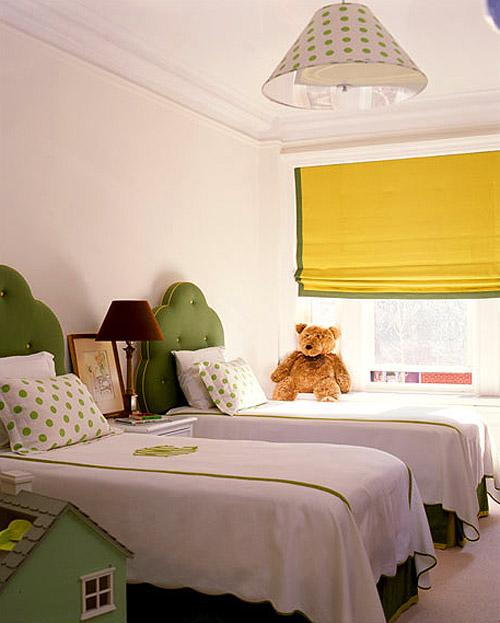 10 habitaciones dobles infantiles - Dormitorios infantiles dos camas ...