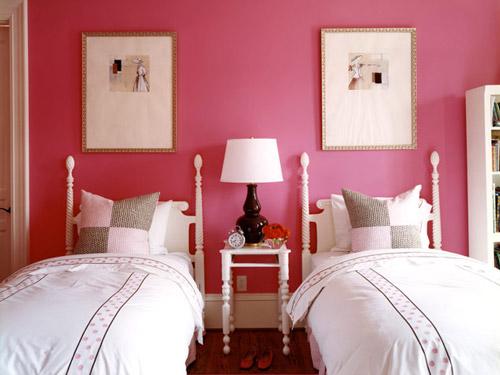 10 habitaciones dobles infantiles - Habitaciones para dos ninas ...