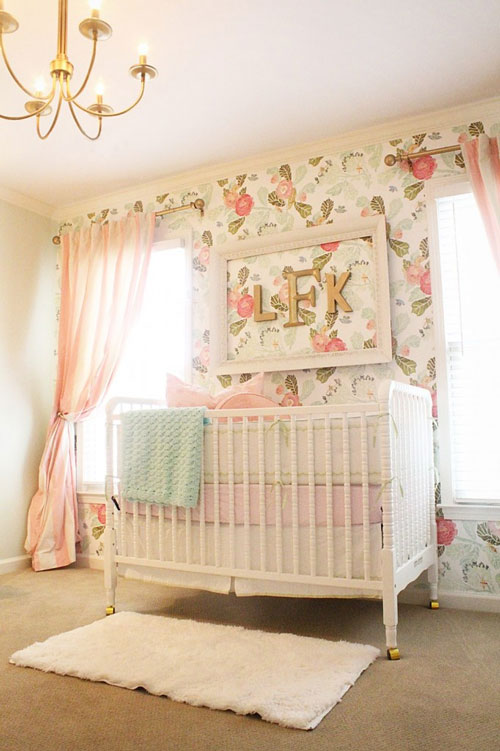 Como decorar una habitaci n de beb ni a - Decorar habitacion nina ...