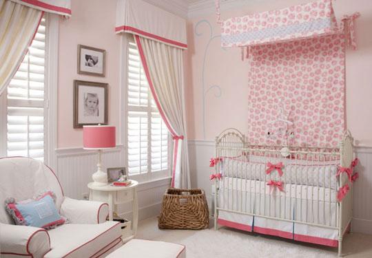 Hermoso cuarto bebe ni a im genes 2x1 dormitorio de bebe - Habitacion de bebe nina ...