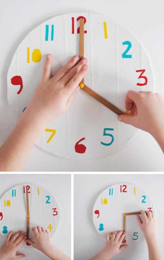 manualidades-reloj