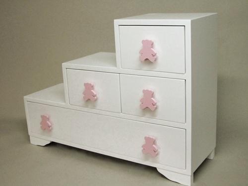Muebles y art culos de madera para decorar decoideas net - Tiradores decorativos ...