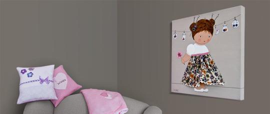 Habitacion Nina Decoracion. Ideas de almacenaje en habitaciones de ...