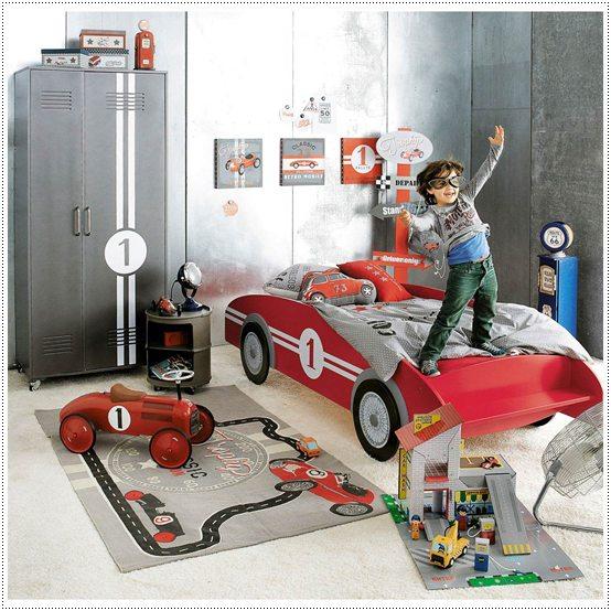 Cama coche Circuit de Maisons du Monde