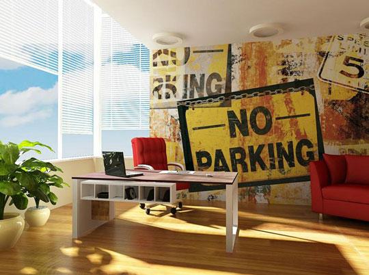 Propuestas de fotomurales para espacios juveniles for Mural habitacion juvenil