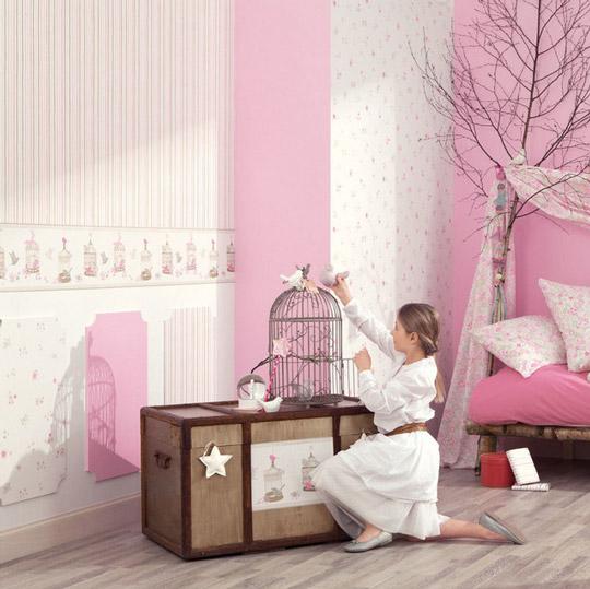 Girls only de caselio solo para habitaciones de chicas for Programa para decorar habitaciones online