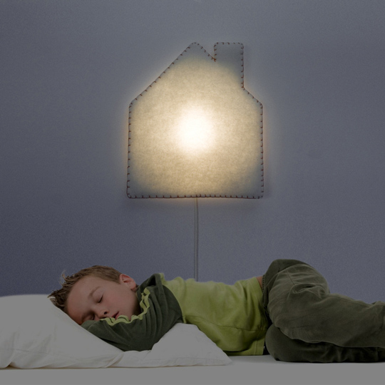 Softlight nuevas l mparas infantiles de pared for Lamparas pared infantiles
