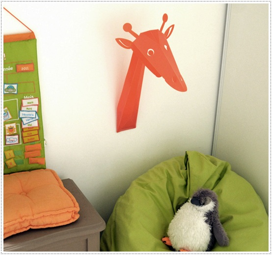 Las paredes se llenan de vida con stickers en 3d for Vinilos 3d infantiles