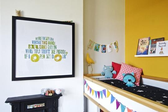 Literas infantiles fotos de habitaciones infantiles con for Habitaciones infantiles precios